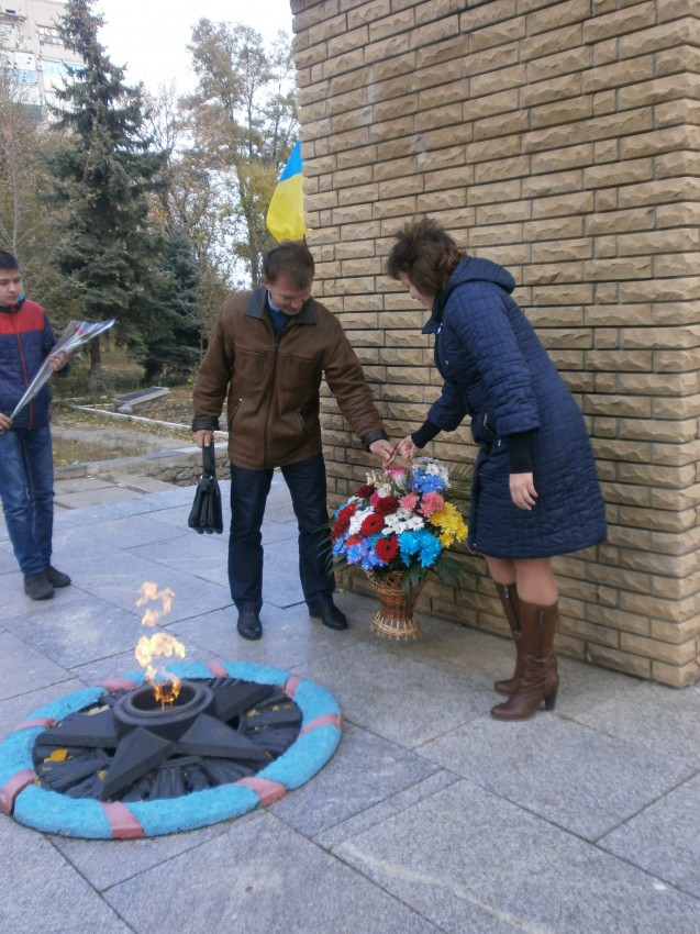 Альбом: 71-а річниця визволення України
