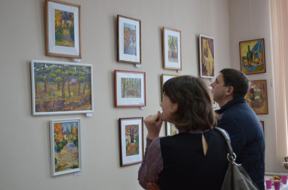 Альбом: Урочисте відкриття виставки
