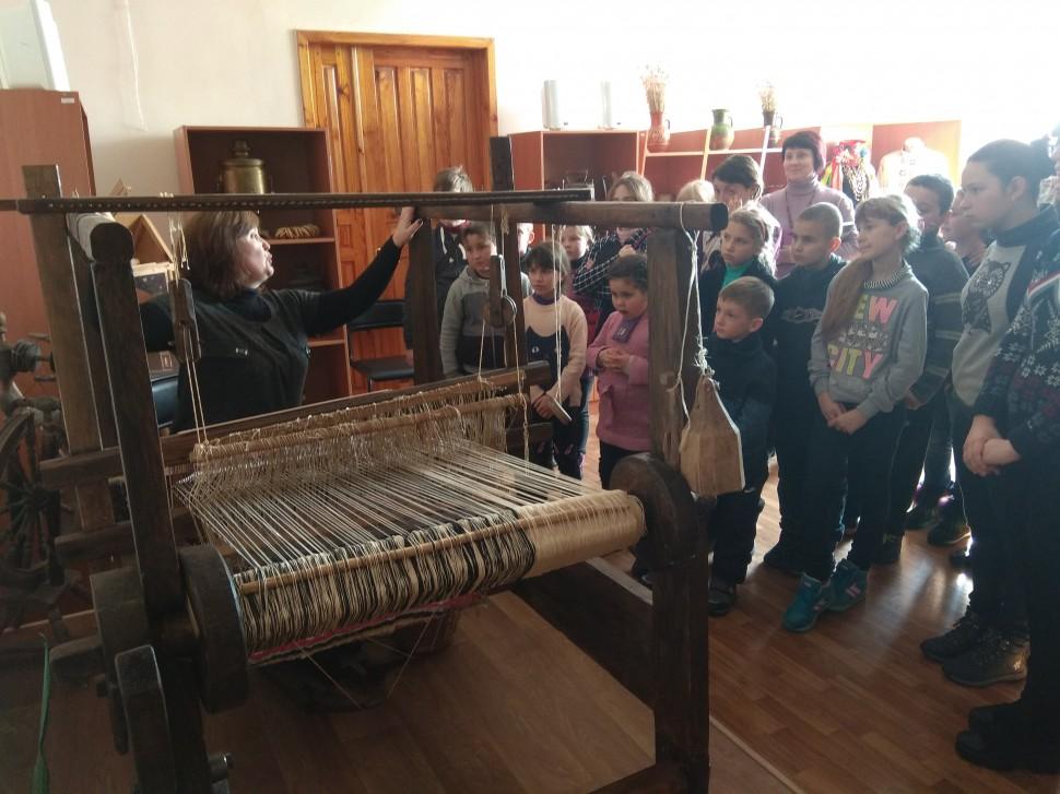 Альбом: Учні з Шевченківщини знайомляться з історією Куп'янська